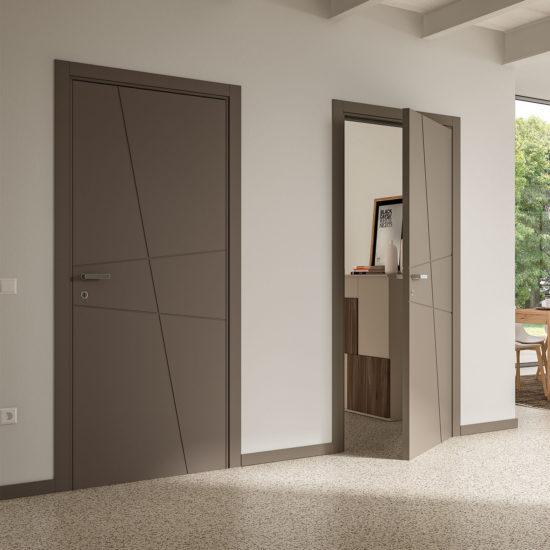 Doorarreda porte d 39 arredo moderne per interni for Corso per arredatore d interni